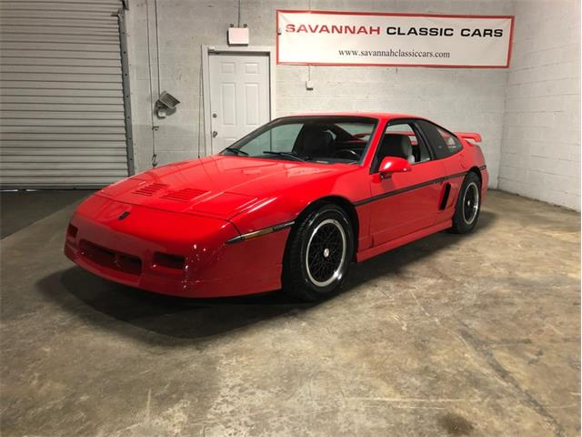 Picture of '88 Fiero - P9V2