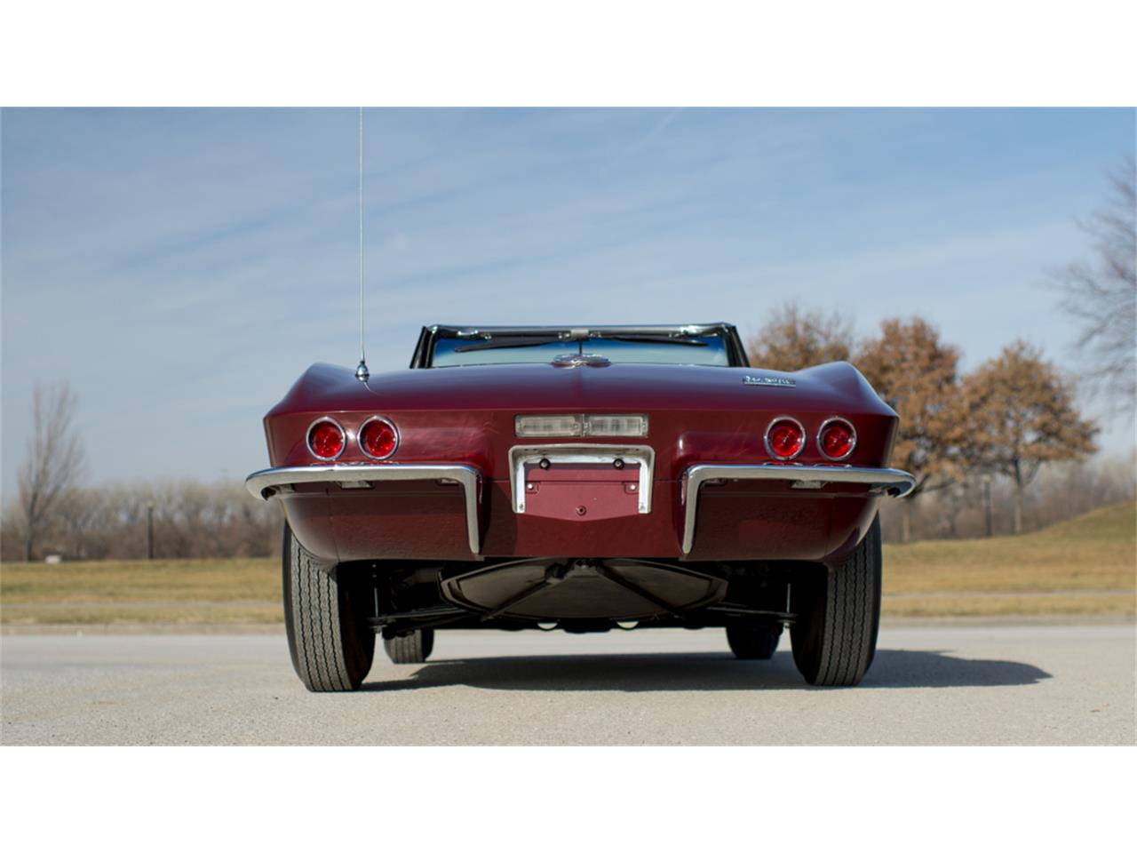Large Picture of '67 Corvette - P9V9