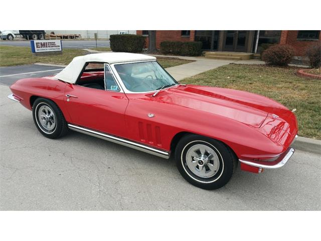 Picture of Classic 1965 Chevrolet Corvette - $49,995.00 Offered by  - P9VB
