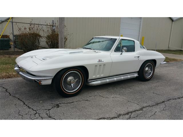 Picture of Classic '66 Chevrolet Corvette located in N. Kansas City Missouri Auction Vehicle - P9VC