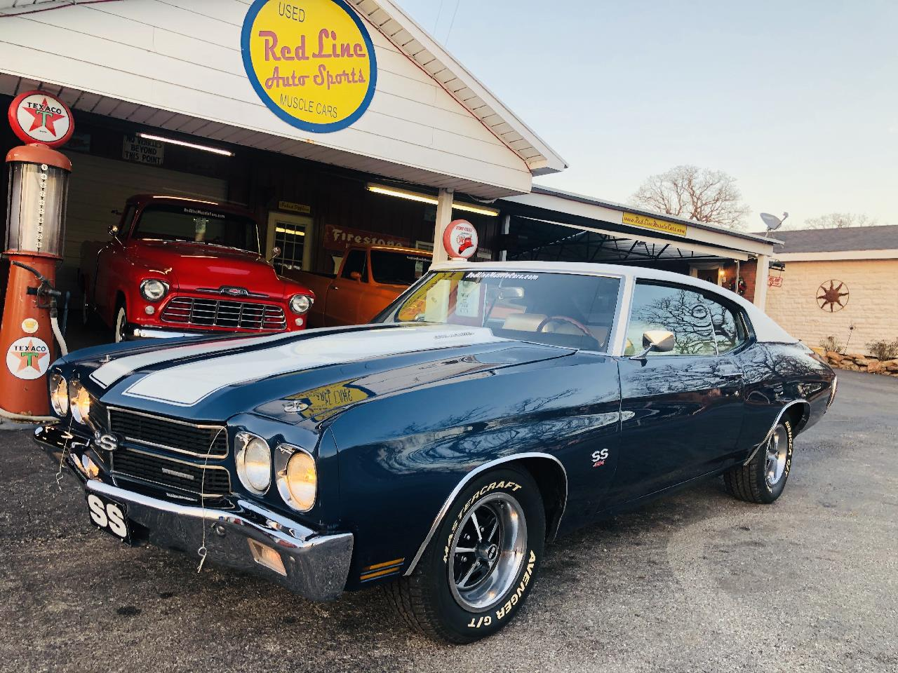 Large Picture of '70 Chevelle Malibu SS - P9VQ