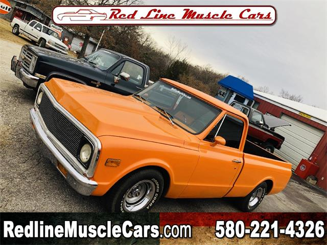 Picture of 1972 Chevrolet C10 located in Oklahoma - P9VR
