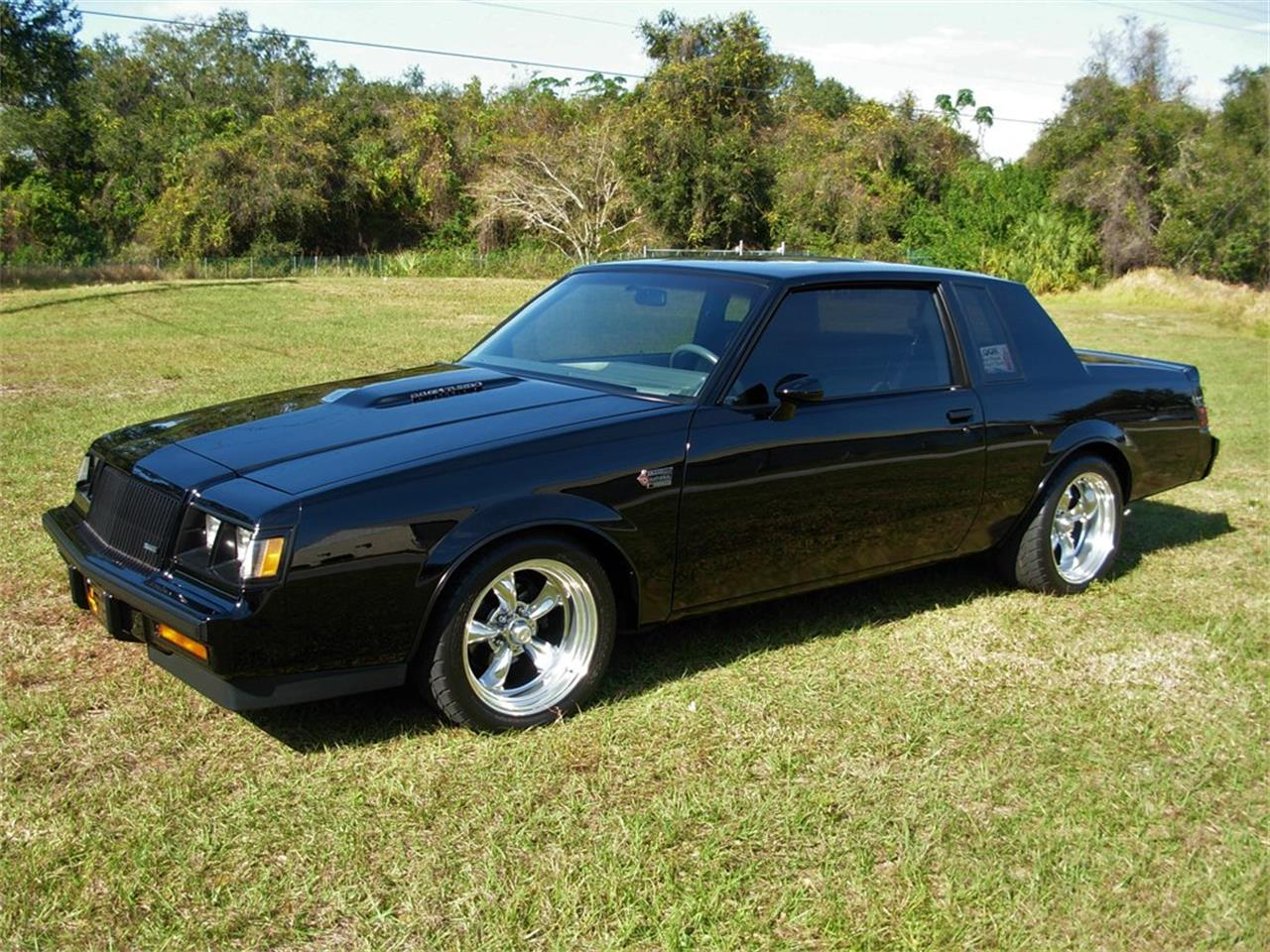 1987 buick grand national for sale cc - 1987 buick grand national interior ...