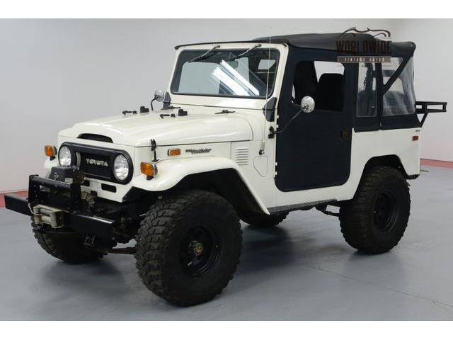 Picture of '74 Land Cruiser FJ40 - P3HL
