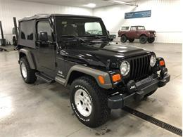 Picture of '05 Wrangler - P9VU