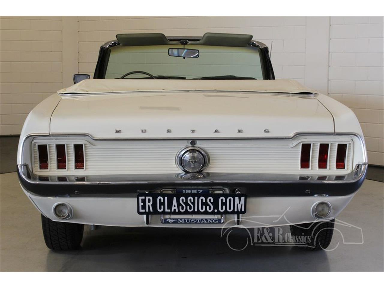 Large Picture of '67 Mustang - P9VZ
