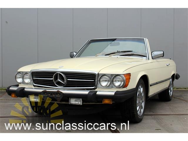 Picture of '78 450SL - P9W5