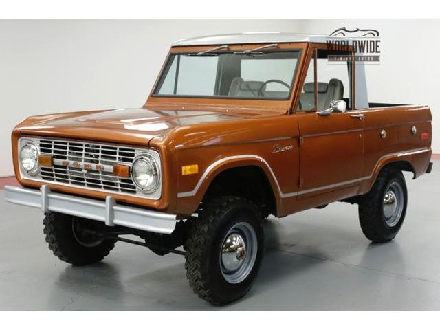 Picture of '71 Bronco - P3HN