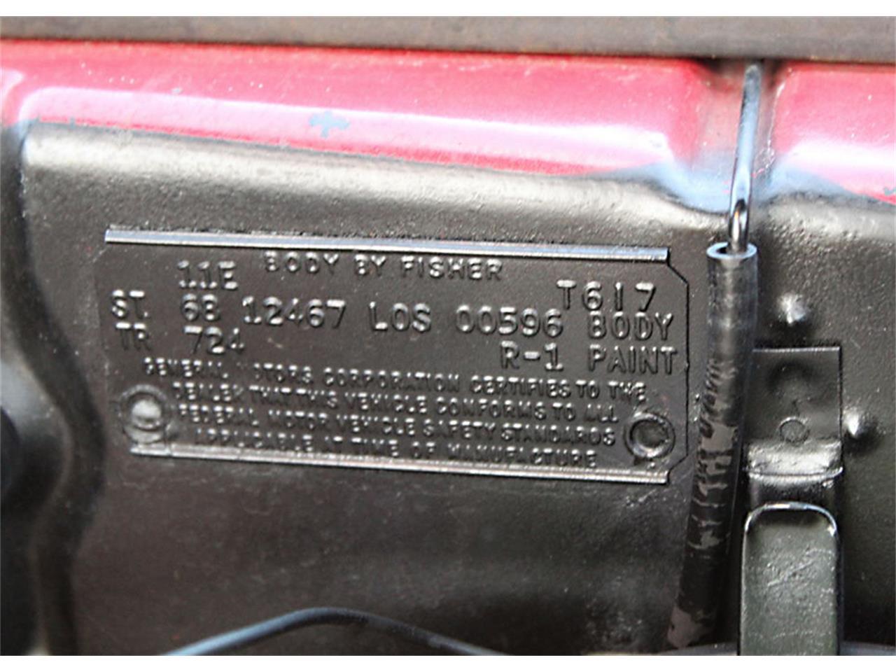 Large Picture of '68 Camaro - P9WK