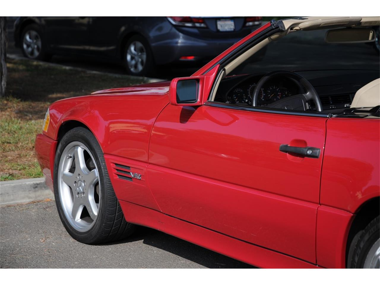 Large Picture of '95 SL600 - P9WX