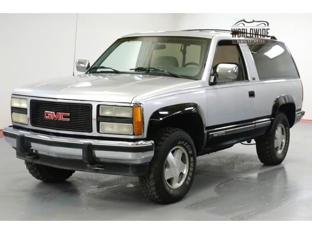 Picture of '93 Yukon - P3HP