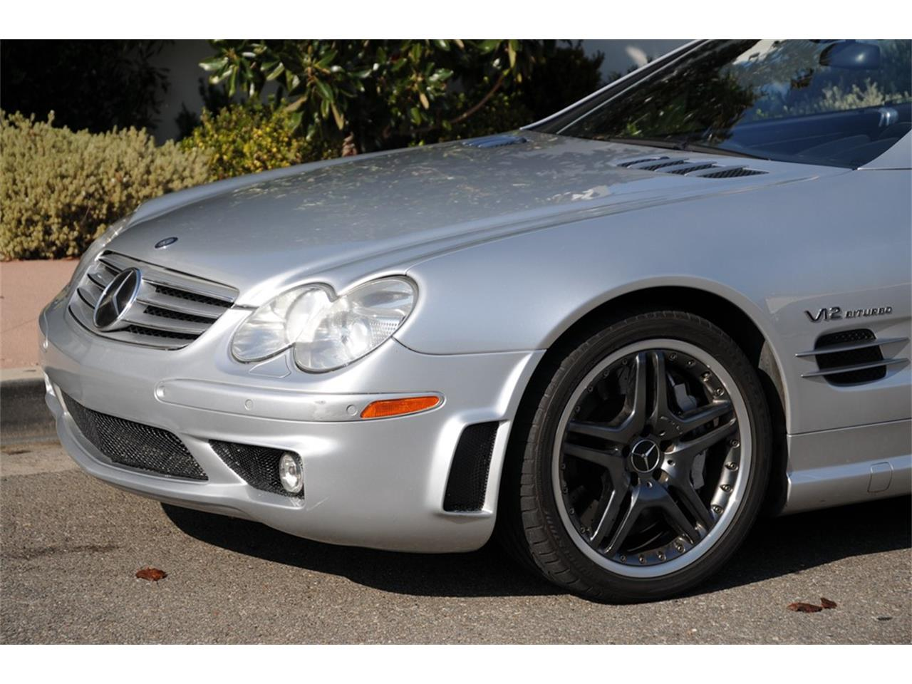 Large Picture of '05 SL65AMG - P9WY