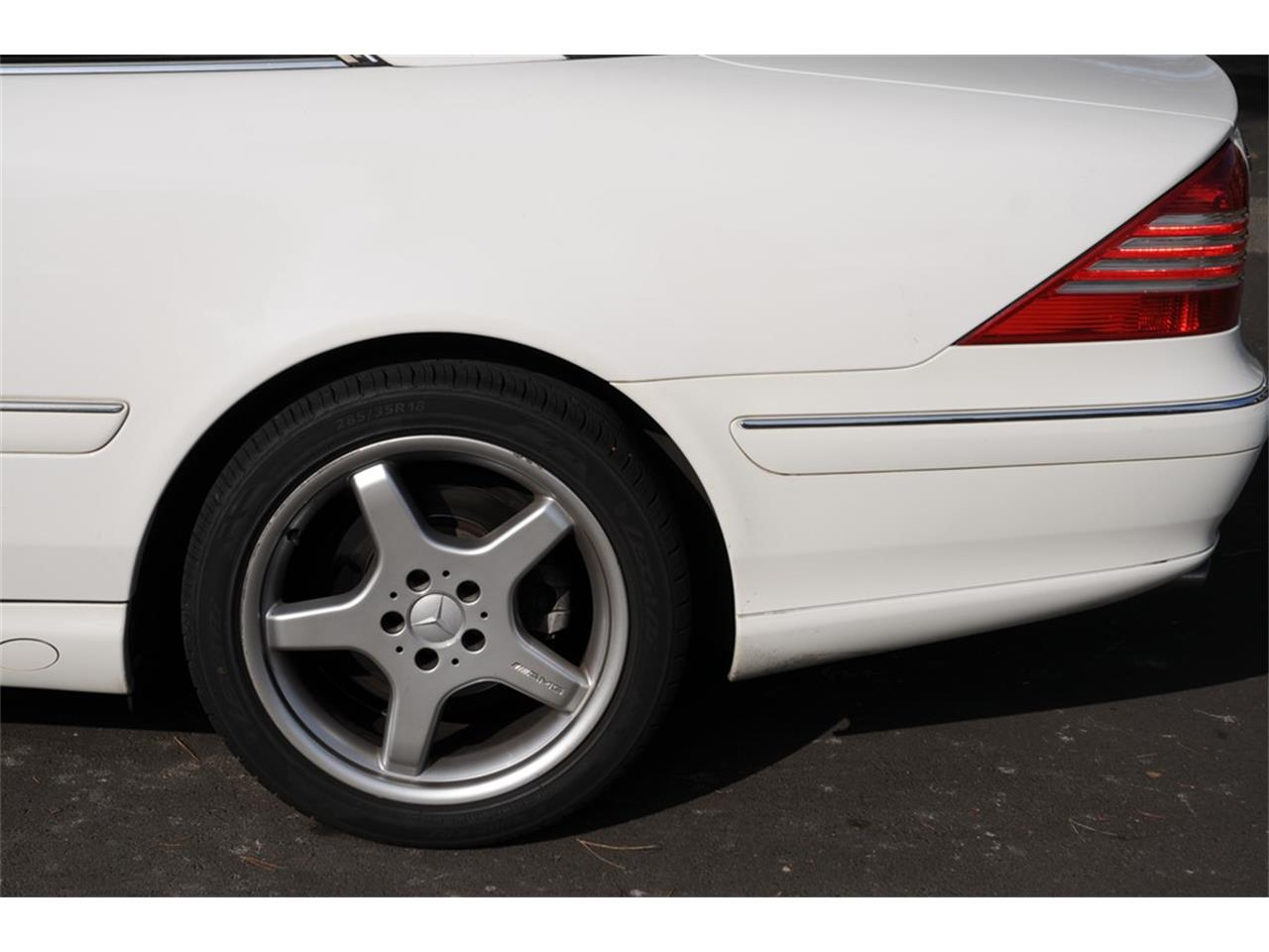 Large Picture of '04 CL500 - P9X0