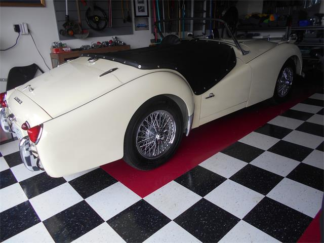 Picture of 1960 Triumph TR3 - $26,900.00 Offered by a Private Seller - P9X4