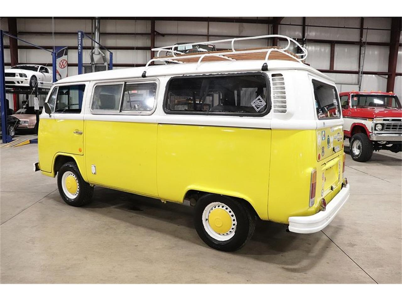 1977 Volkswagen Bus For Sale Classiccars Com Cc 1170926