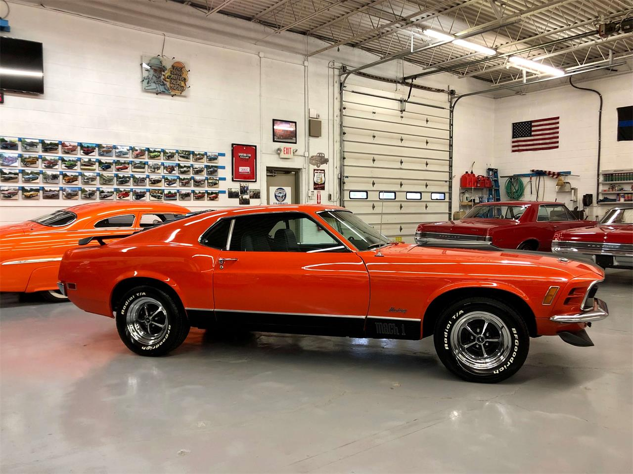 Large Picture of '70 Mustang Mach 1 - P9XD