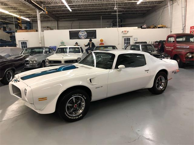 Picture of '70 Firebird Trans Am - P9XE