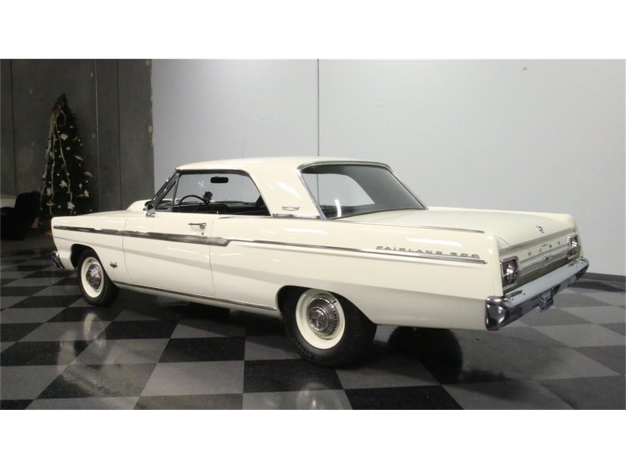 Large Picture of 1965 Fairlane - P9XP