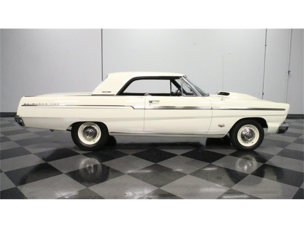 Large Picture of '65 Fairlane - P9XP