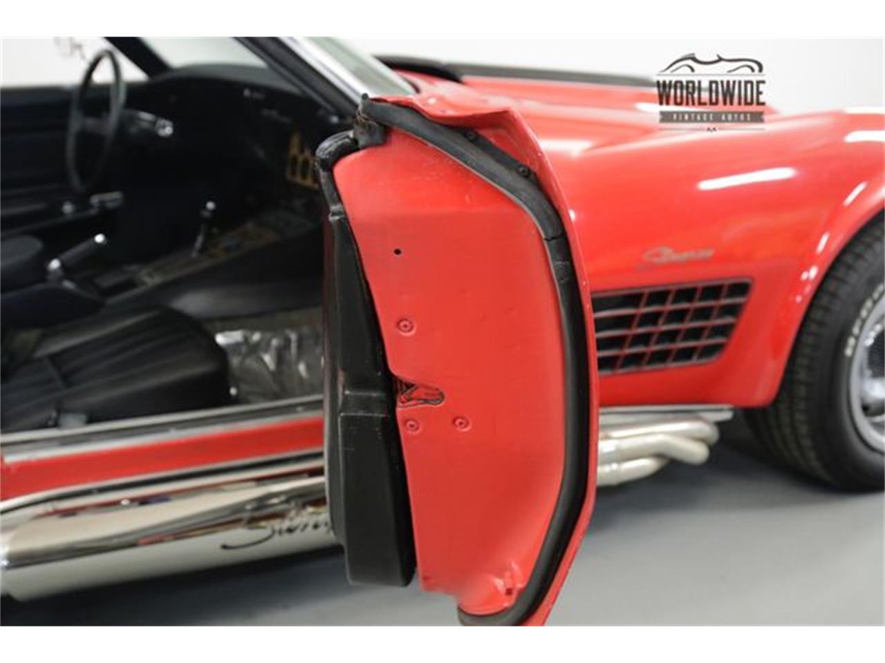 Large Picture of '71 Corvette - P9Y0