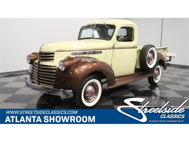 Picture of Classic '47 1/2 Ton Pickup located in Georgia - $28,995.00 - P9Y8