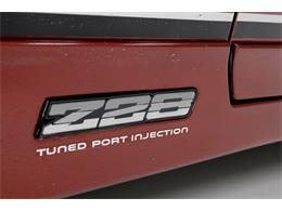 Picture of '87 Chevrolet Camaro IROC Z28 - P9YA