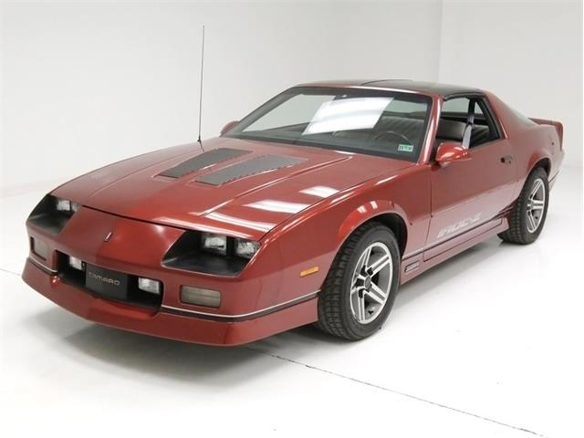 Picture of 1987 Chevrolet Camaro IROC Z28 located in Morgantown Pennsylvania - $17,900.00 Offered by  - P9YA