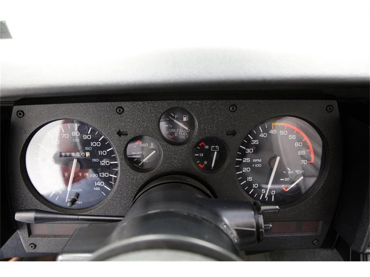 Large Picture of 1987 Camaro IROC Z28 - $17,900.00 - P9YA