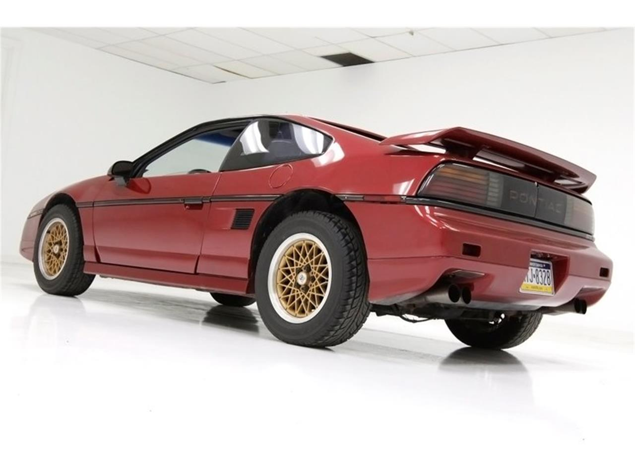 Large Picture of '87 Fiero - P9YC