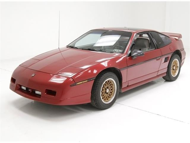 Picture of '87 Fiero - P9YC