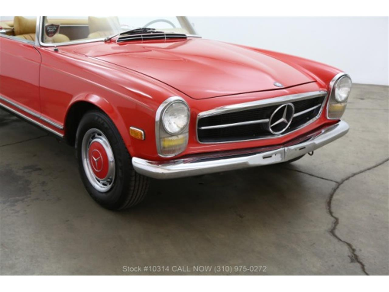 Large Picture of '69 280SL - P9Z6