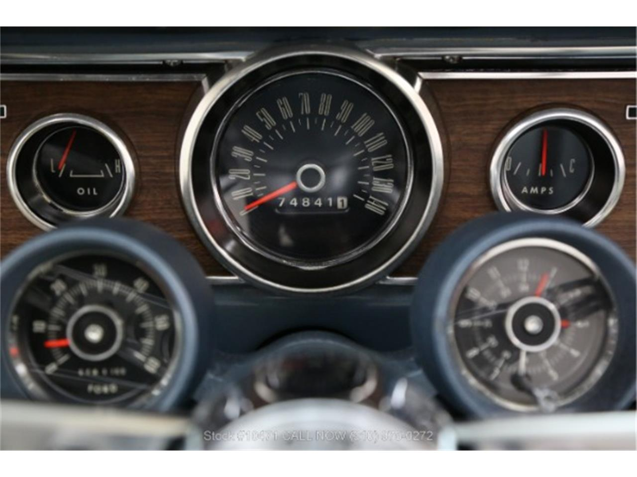 Large Picture of '66 Mustang - P9Z7