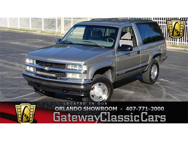 Picture of '99 Tahoe - P9ZB