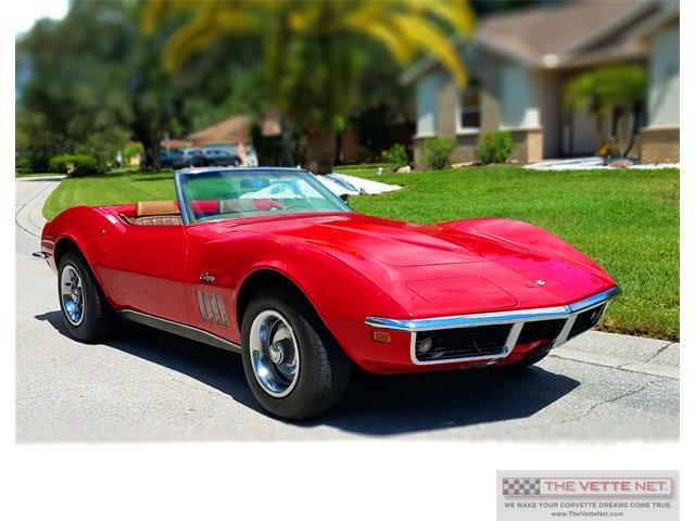 Picture of '69 Corvette - P9ZO