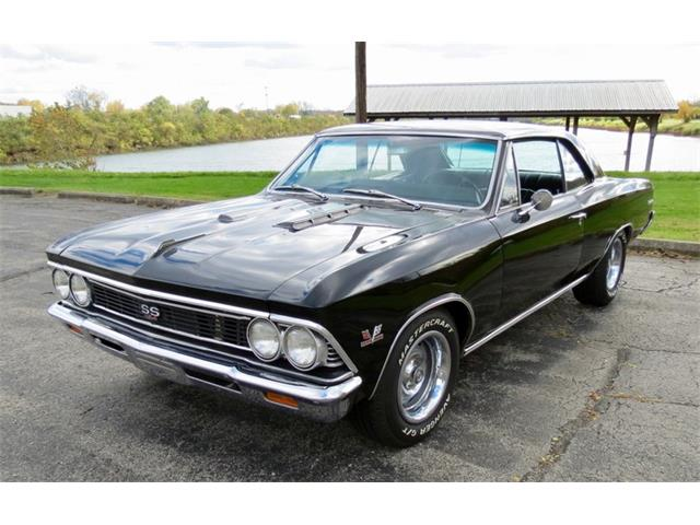 Picture of Classic 1966 Chevelle located in Dayton Ohio - P9ZX