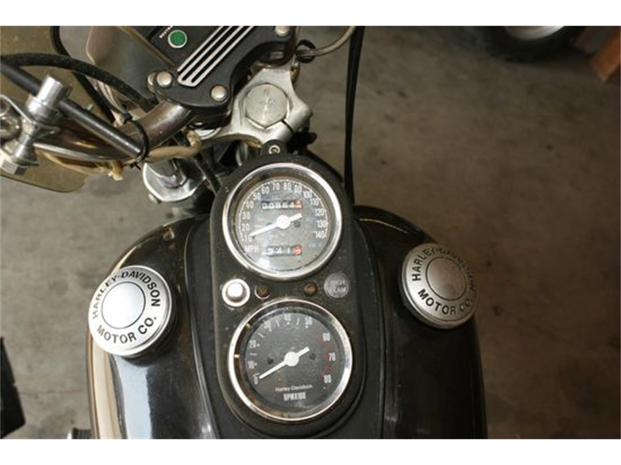 Large Picture of '82 Motorcycle - PA13