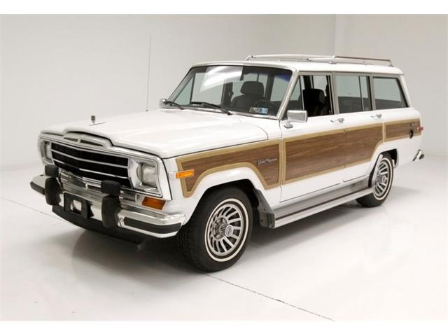 Picture of '91 Grand Wagoneer - P3I5