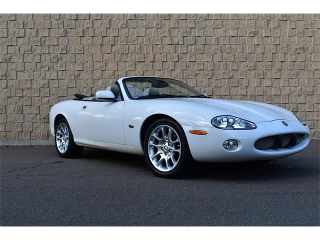 Picture of '02 XK8 - PA1J