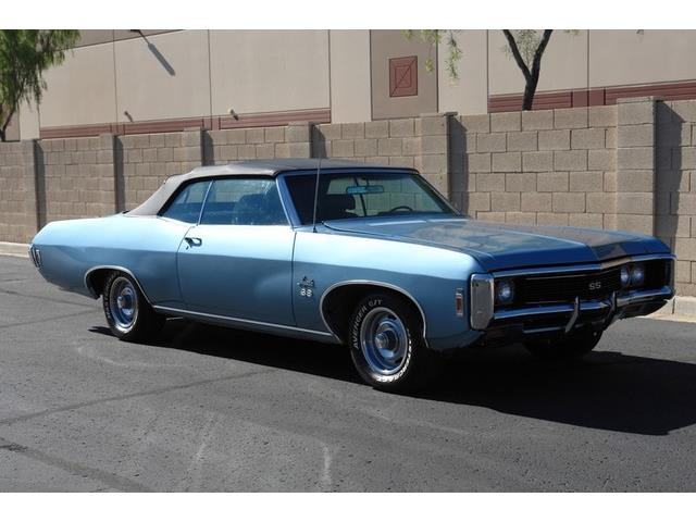 1969 Chevrolet Impala For Sale On Classiccars Com