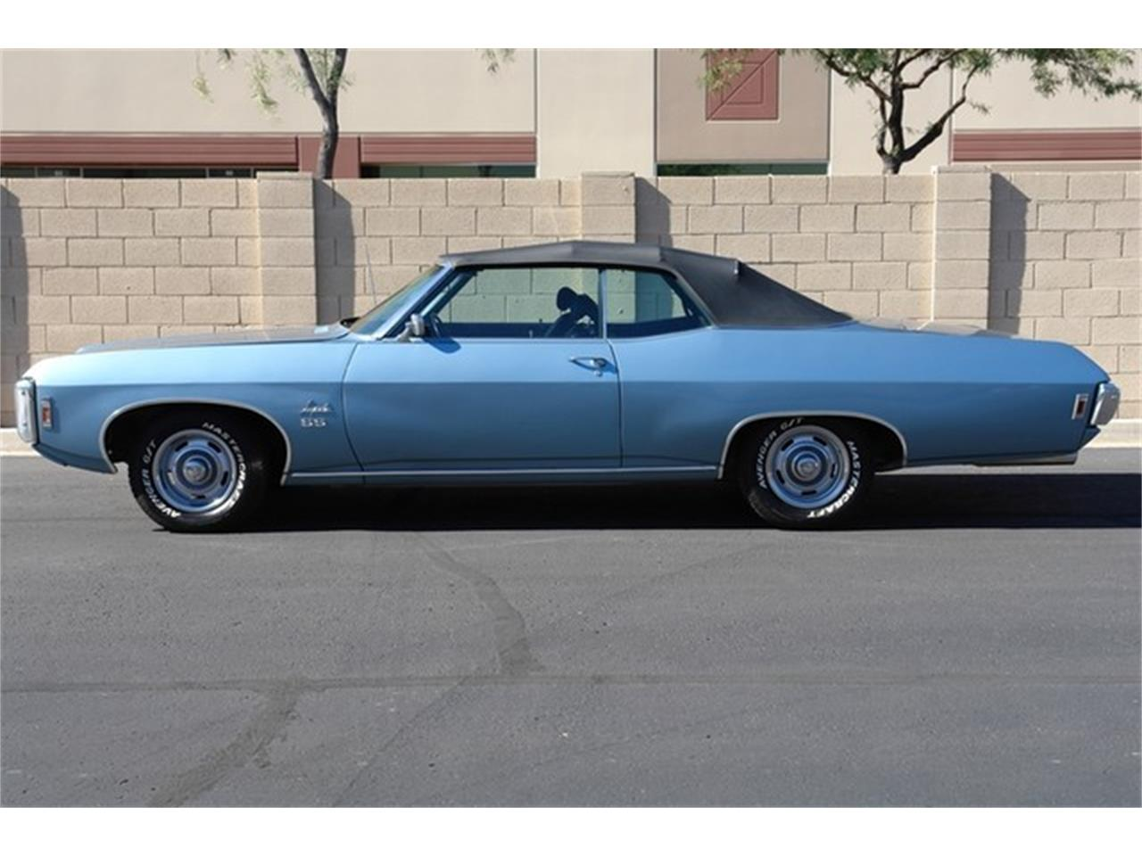 Large Picture of '69 Impala SS - PA1O