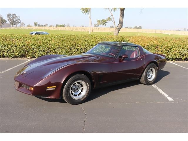 Picture of '82 Corvette located in California Offered by  - PA1P
