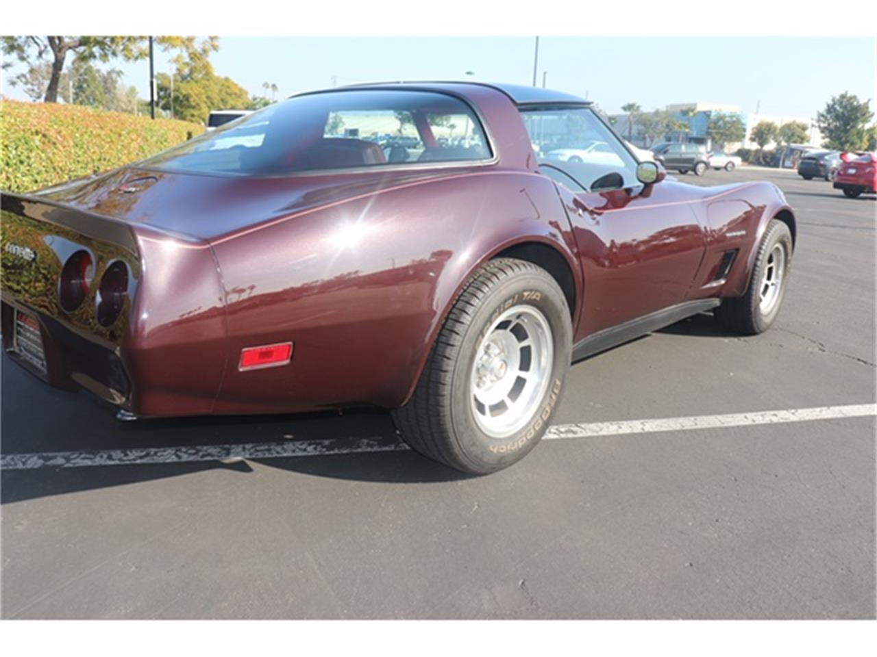 Large Picture of '82 Corvette - PA1P