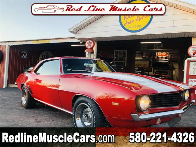 Muscle Cars For Sale On Classiccars Com