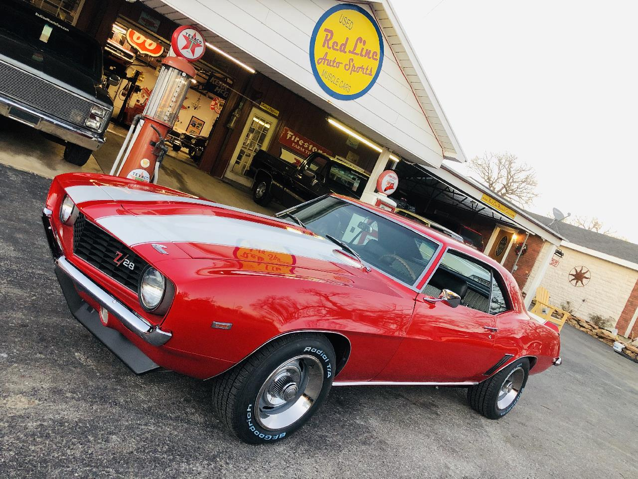 Large Picture of '69 Camaro - PA1Z