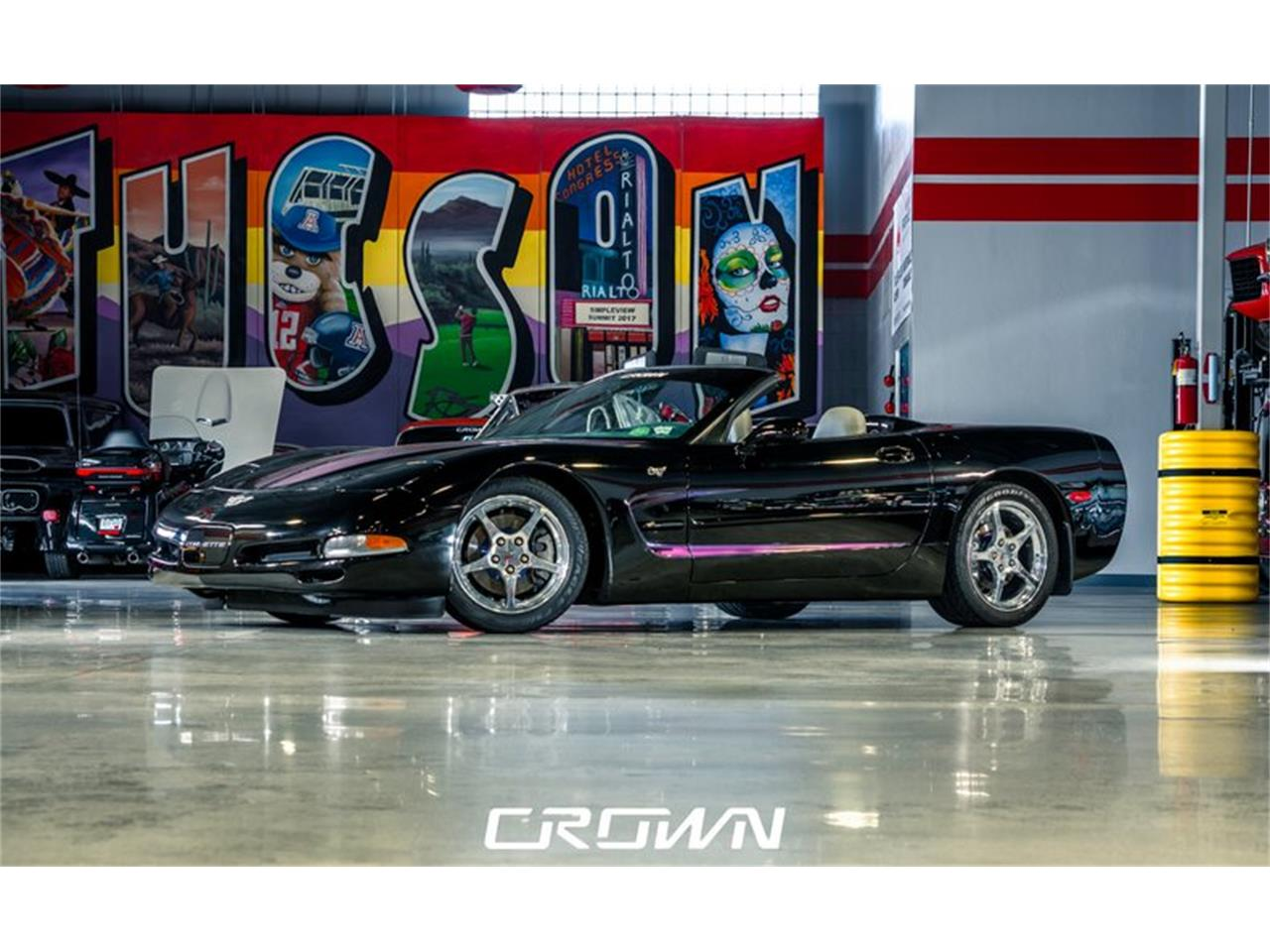 Large Picture of '03 Corvette - PA24
