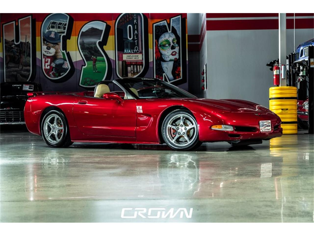 Large Picture of '01 Corvette - PA25
