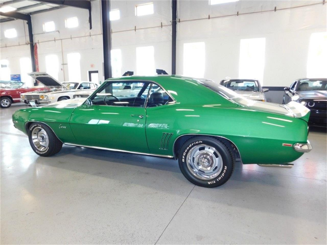 Large Picture of '69 Camaro - PA26