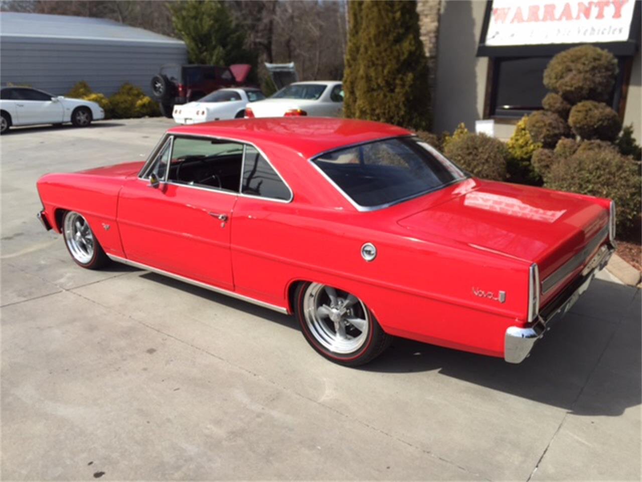 Large Picture of '67 Nova - PA2C