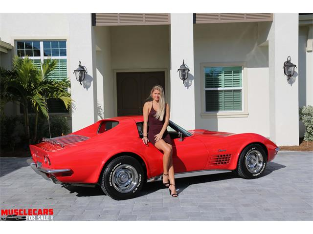 Picture of Classic 1972 Corvette located in Fort Myers Florida - $23,500.00 Offered by  - PA2F