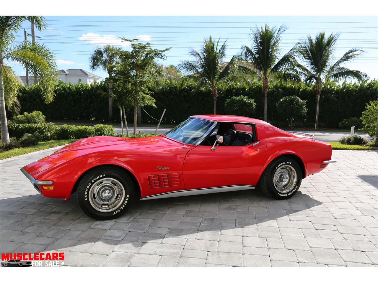 Large Picture of '72 Corvette - PA2F